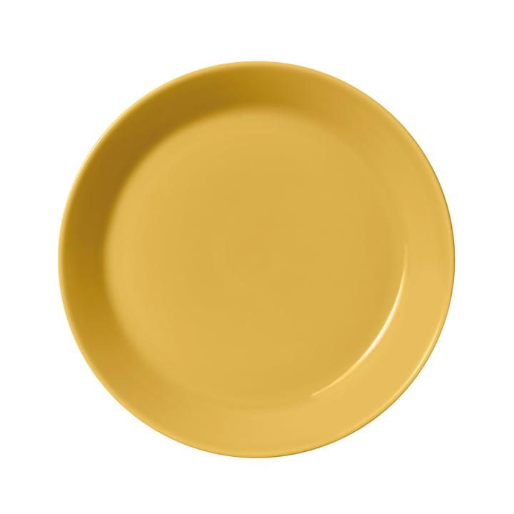 Iittala-Teema-Teller-flach-21-cm-honey