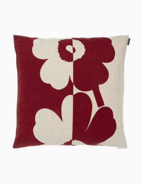 Suur Unikko cushion cover 50x50 cm rot