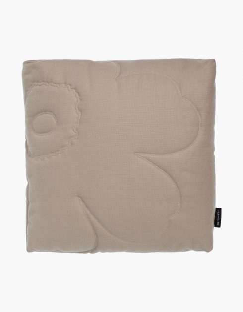Unikko quilted cushion cover 45x45 cm